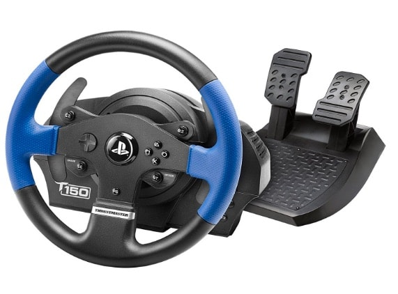 Thrustmaster - Volante T150 RS (PS4/PS3 y PC)
