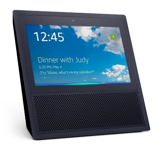 Amazon Echo Show: el nuevo altavoz inteligente con pantalla de Amazon