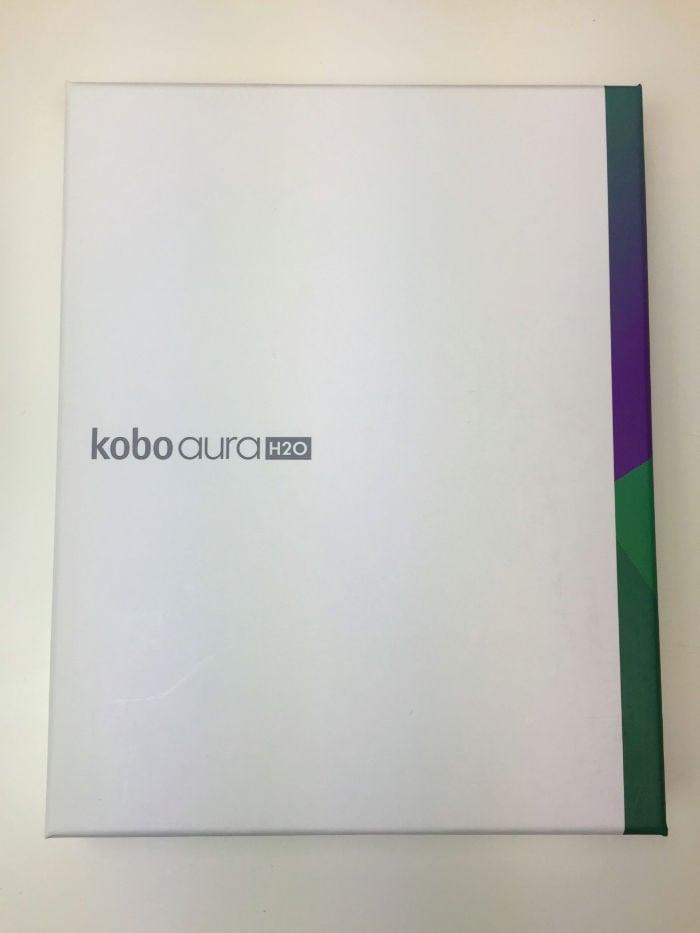 Kobo Aura H2O