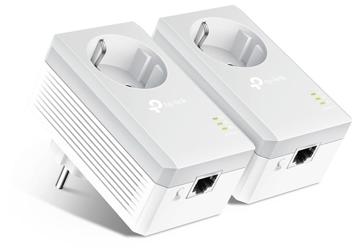 TP-Link TL-PA4010PKIT - Adaptador de red AV500 Powerline