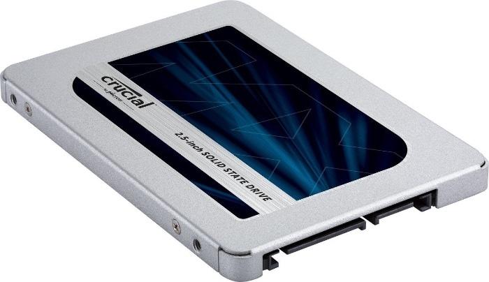 Crucial MX500 - Disco duro sólido interno SSD de 250 GB (3D NAND, SATA, 2.5 pulgadas)