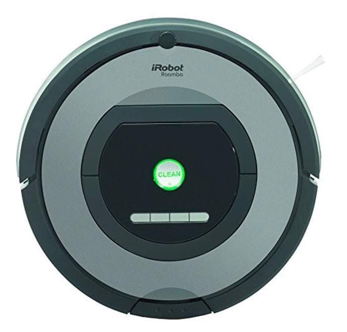 iRobot Roomba 772 - Robot aspirador en oferta por menos de 400 euros