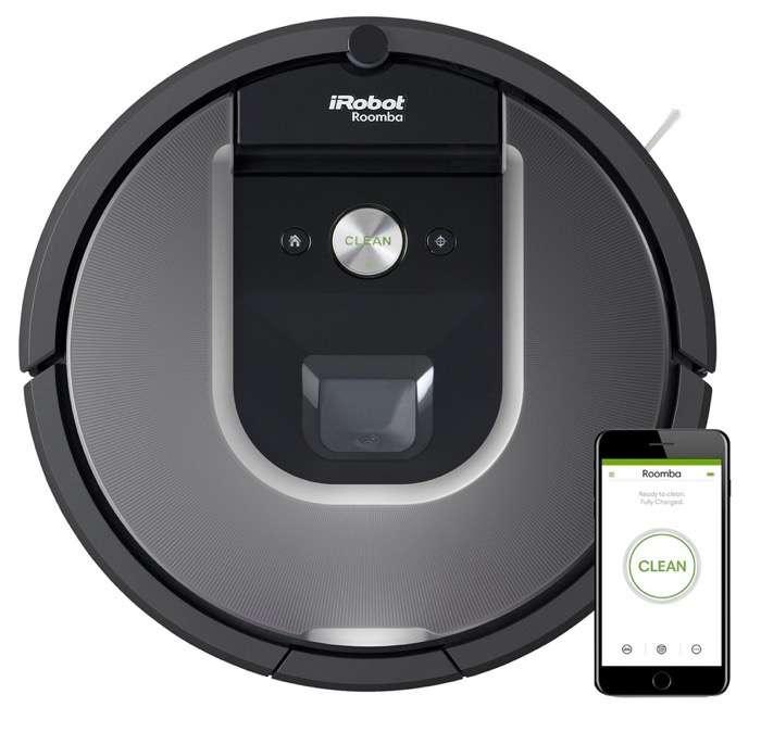 Prime Day 2017: iRobot Roomba 960 en oferta por menos de 700 euros