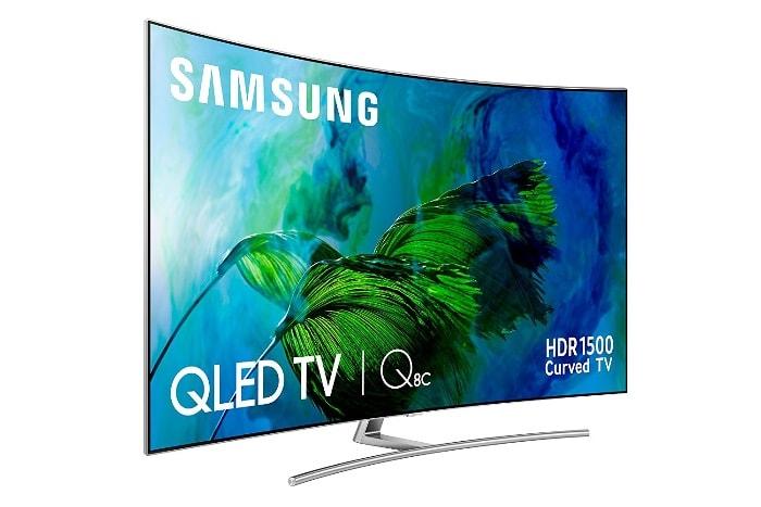 Samsung 65Q8C -TV QLED 65""