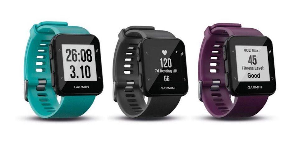 Garmin Forerunner 30, un reloj deportivo barato con GPS y muchas otras funcionalidades