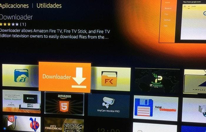 Donwloader Para Fire TV Stick