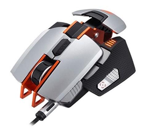 Cougar 700M: ratón de ordenador realmente preciso para todo tipo de tareas