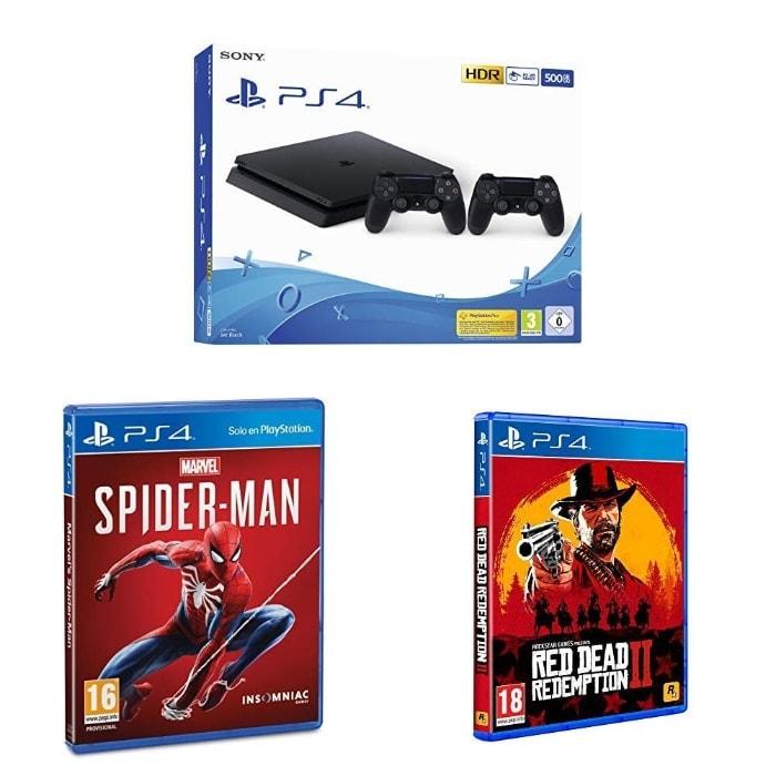 PS4 oferta videojuegos