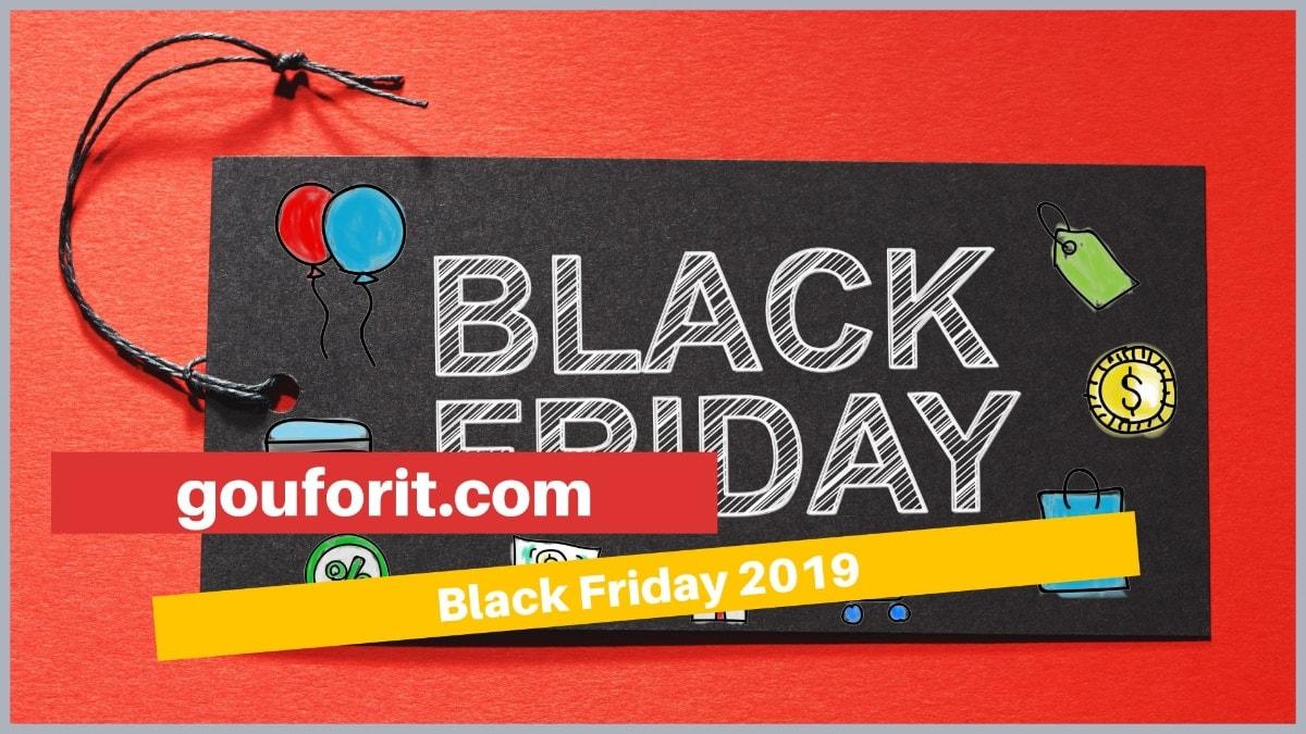 e027e9349 ¿Cuales son las mejores ofertas y descuentos del Black Friday? ¿Cuando se  celebra el Black Friday 2019?