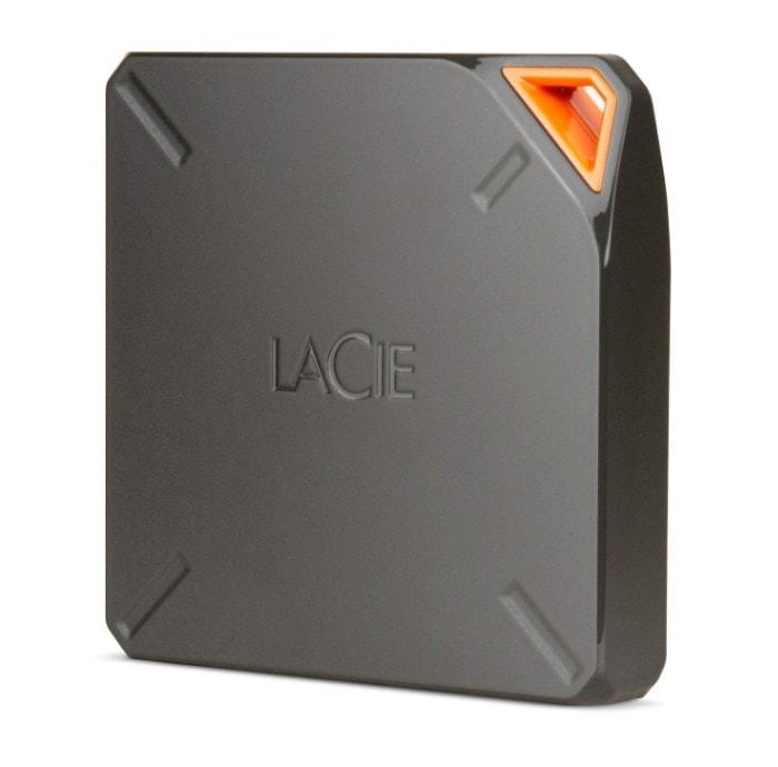 LaCie Fuel - Disco Duro inalámbrico de 2 TB (USB 3.0)