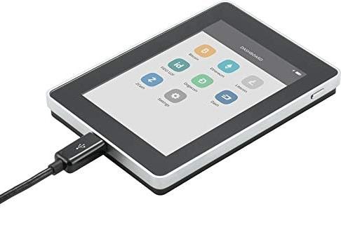 Ledger Blue - Billetera Hardware de Criptomoneda con Pantalla Táctil