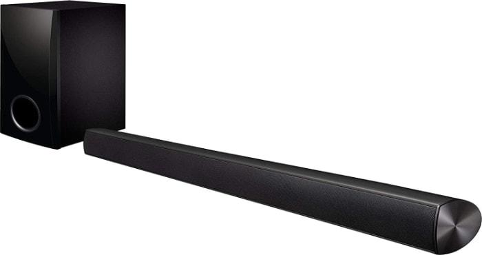 Una barra de sonido para tu televisor