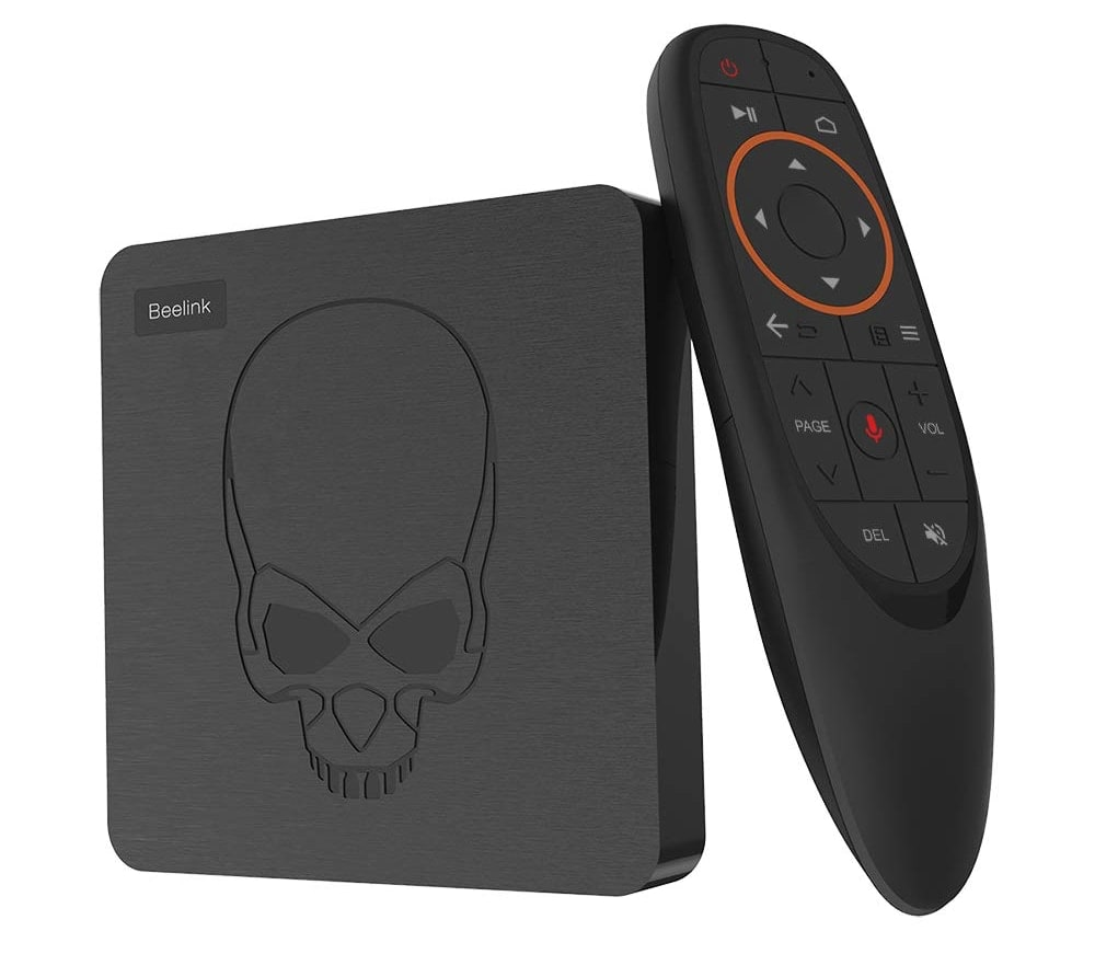 Beelink GT King TV Box Android 9.0