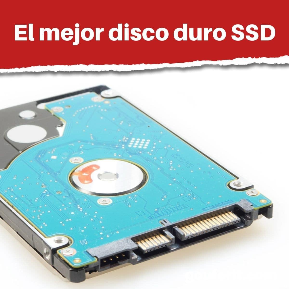 El mejor disco duro SSD