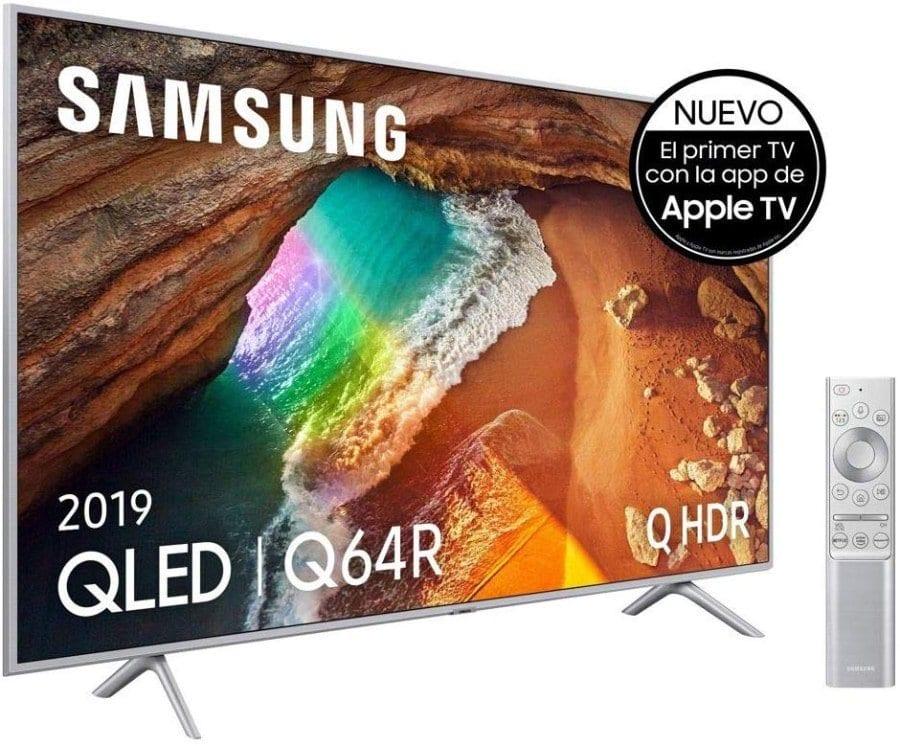 """Samsung QLED 4K 2019 65Q64R - Smart TV de 65"""" con Resolución 4K UHD"""