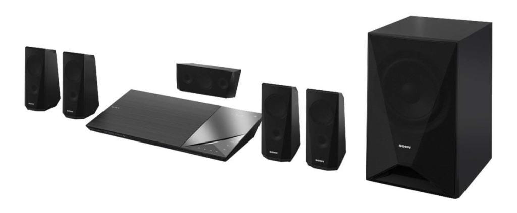 Sony BDVN5200WB.CEL - Equipo de Home Cinema 5.1 de 1000 W
