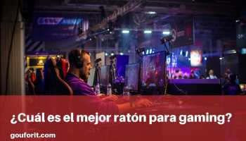 ¿Cuál es el mejor ratón para gaming?