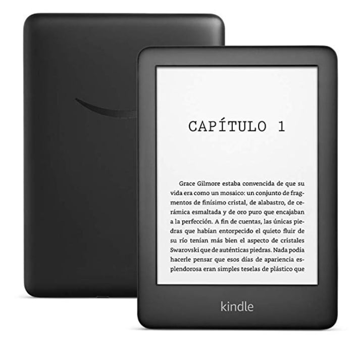 Nuevo kindle 2019 amazon