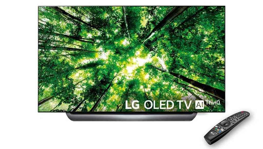 """LG OLED55C8PLA - Smart TV de 55"""" OLED UHD 4K"""