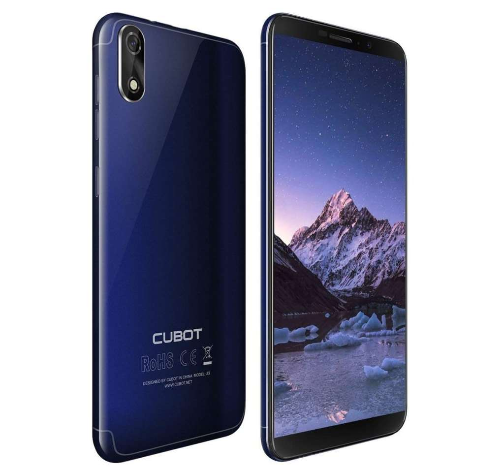 "CUBOT J3 - Smartphone de 5"""