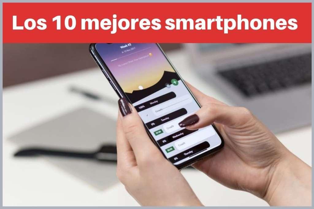 Los 10 mejores smartphones