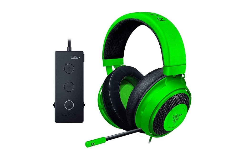 La mejor opción en 2019: Razer Kraken Tournament Edition: THX Spatial Audio