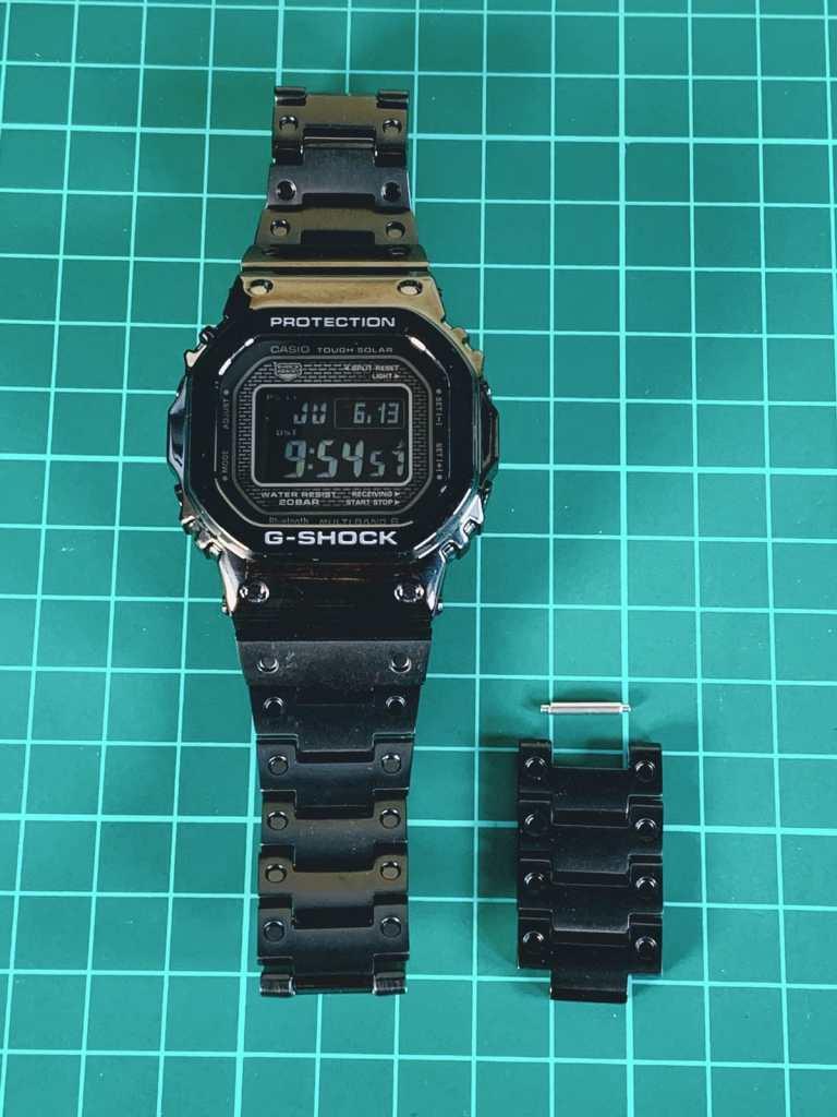 16421244b Hay modelos que no tienen la pulsera de acero, pero creo que merece la pena  ir a por los Casio GMW-B5000 con pulsera metálica, ya que le dan al ...