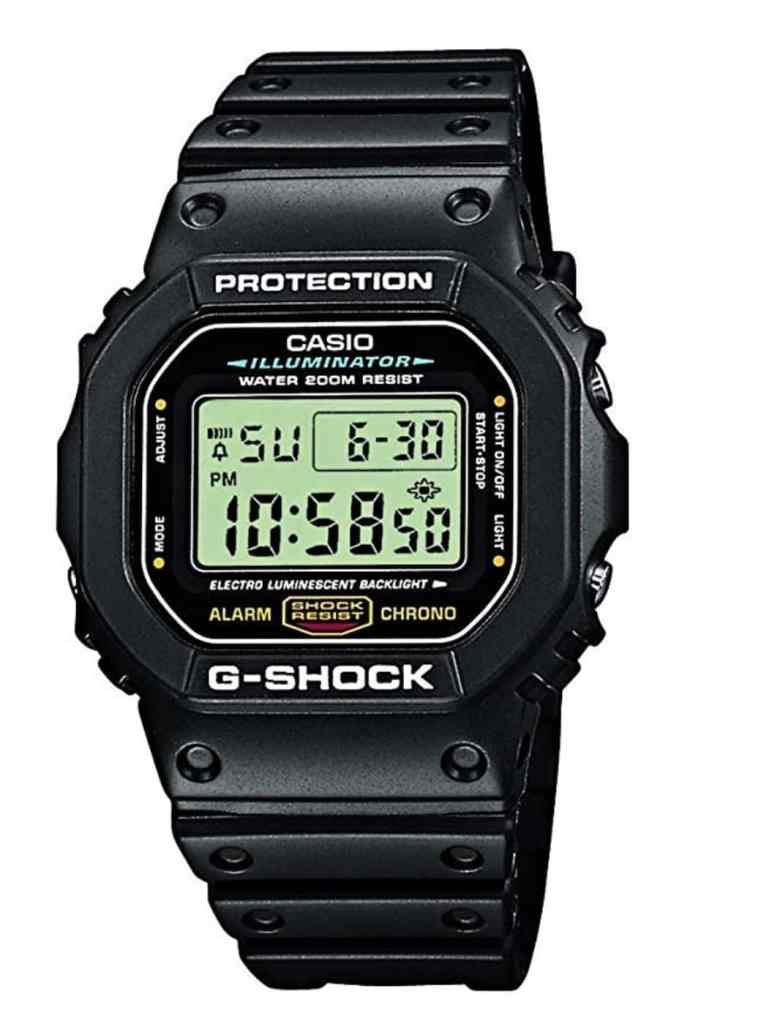 Casio G-Shock DW-5600E-1VER