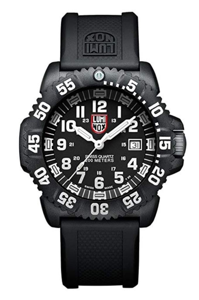 Luminox Navy SEAL Colormark LU3051: reloj militar suizo