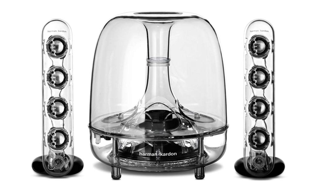 Harman/Kardon Soundsticks III - Sistemas de Altavoces de sobremesa