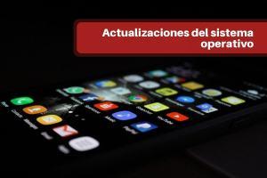 Actualizaciones del sistema operativo