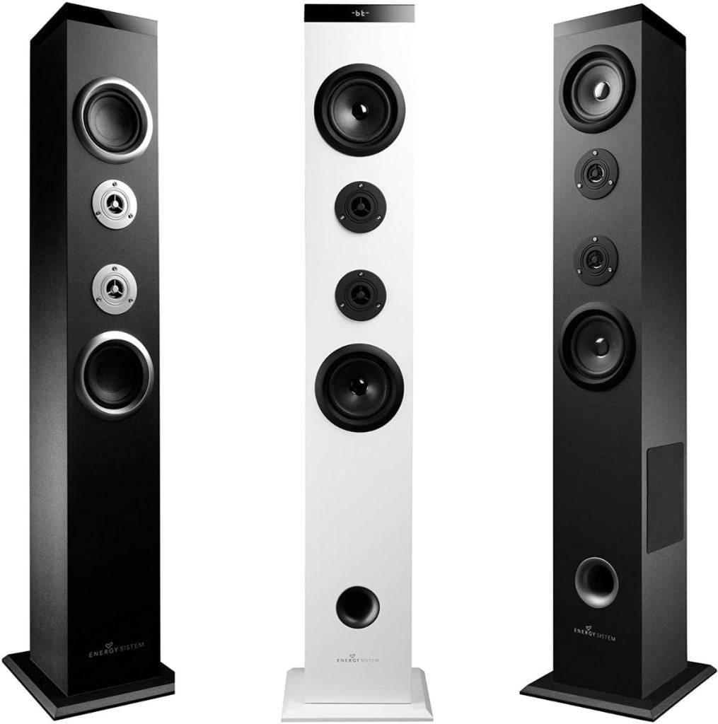Energy Sistem Tower 5 - Sistema de Sonido Bluetooth