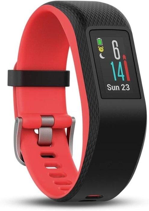 Garmin Vivosport - Pulsera de deporte con GPS y monitor de ritmo cardiaco