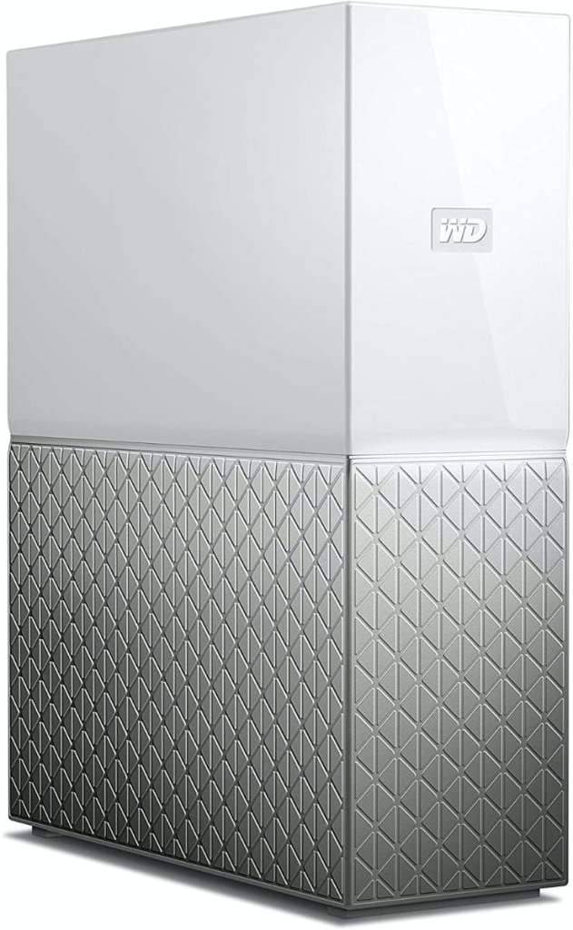 Western Digital My Cloud Home - Almacenamiento en Red NAS
