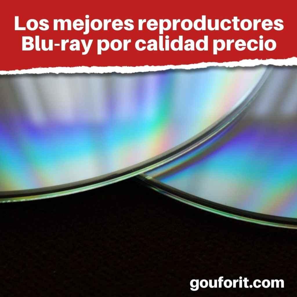 Los mejores reproductores Blu-ray por calidad precio