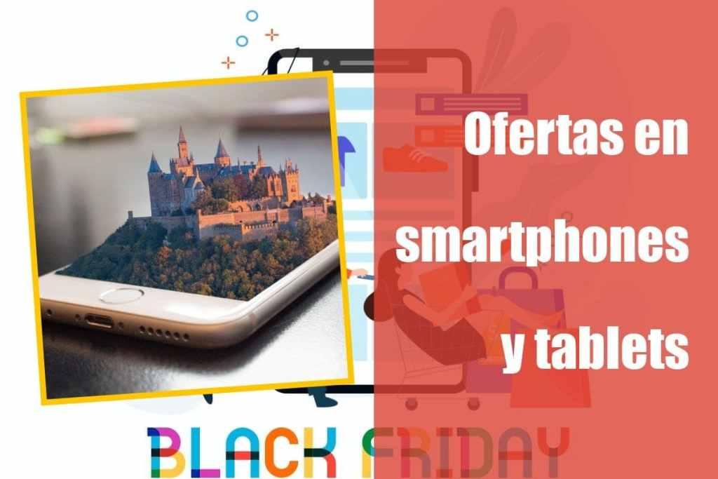 Ofertas en smartphones y tablets