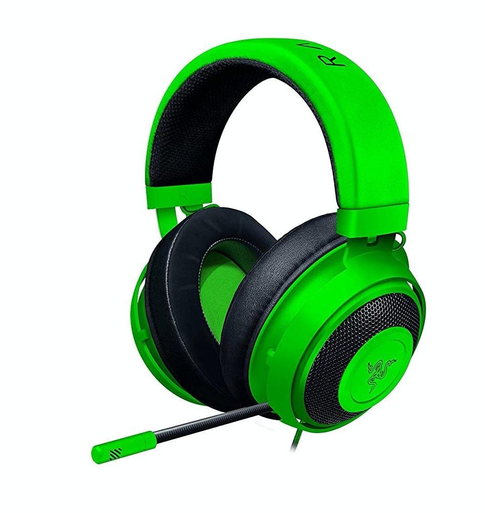 Razer Kraken - Auriculares de gaming con micrófono