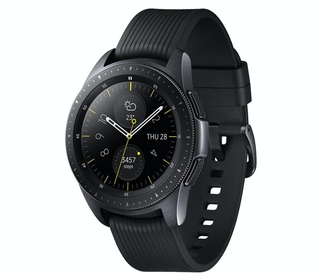 Samsung Galaxy Watch - Reloj Inteligente: smartwatch con buenas funciones para running
