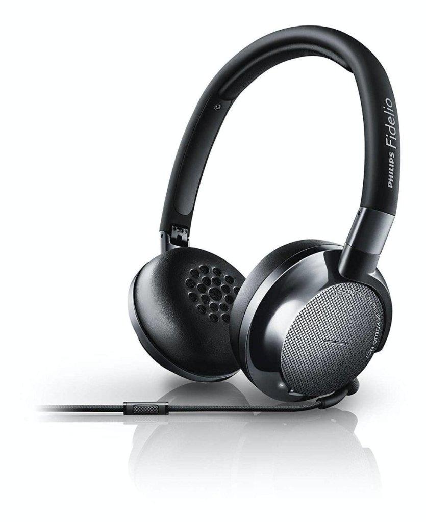 Los mejores auriculares on-ear Hi-Res: Philips Fidelio NC1