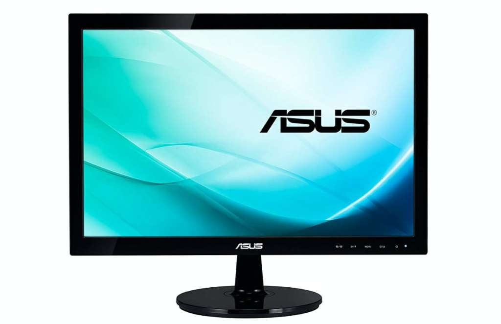 "Asus VS197DE - Monitor, 1366 x 768, LED, 5 ms, Negro, 18.5"""