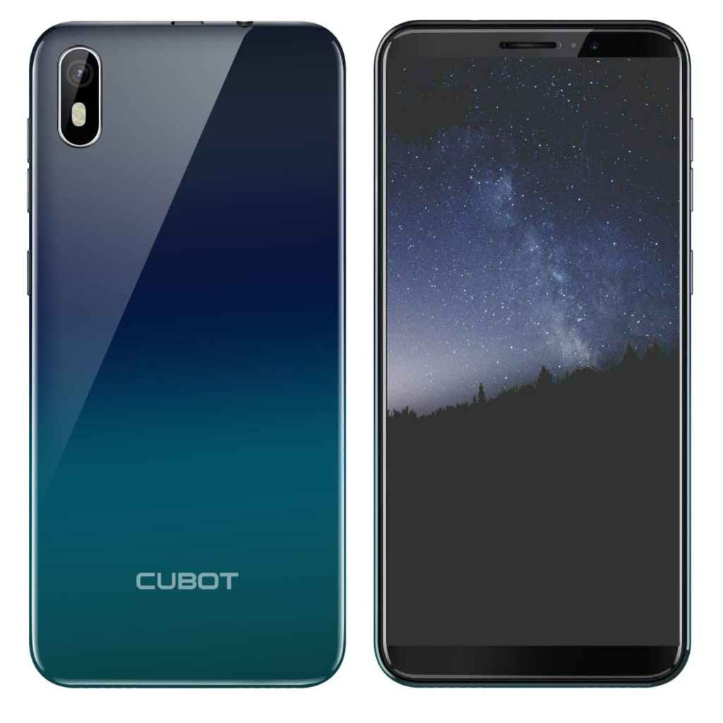 CUBOT J5 Doble SIM - Smartphone 5,5 Pulgadas