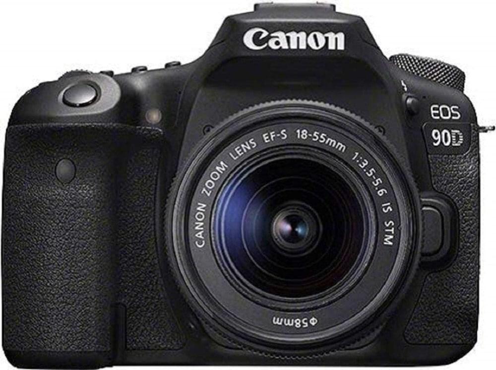 Canon EOS 90D - Cámara Réflex perfecta para grabar vídeo