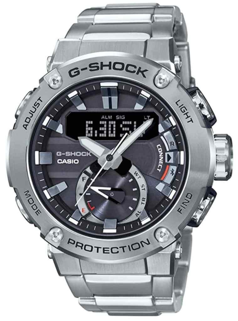 Reloj Casio GST-B200D-1AER Plata