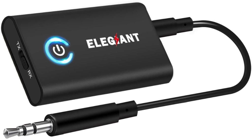 Adaptador bluetooth para auriculares de ELEGIANT