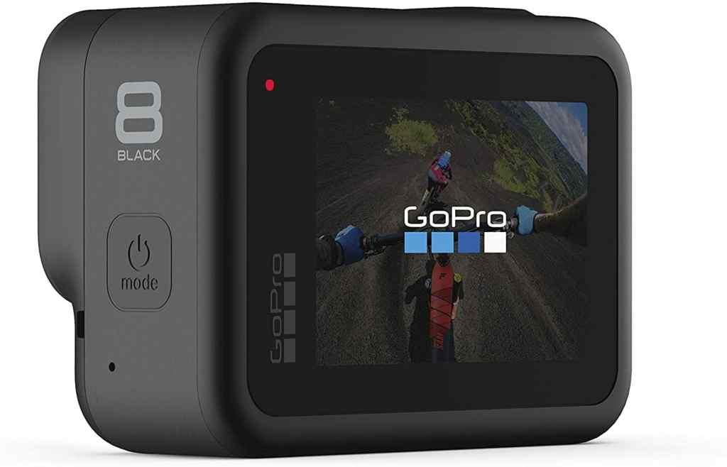 GoPro Hero 8 Black - Una cámara de acción perfecta para grabar todo tipo de vídeos