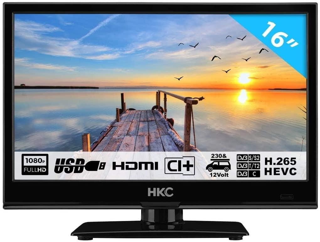 HKC 16M4H - TV PEQUEÑA de 16 Pulgadas