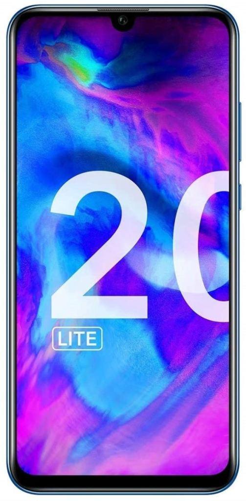 "Honor 20 Lite - Smartphone de 6.21"""