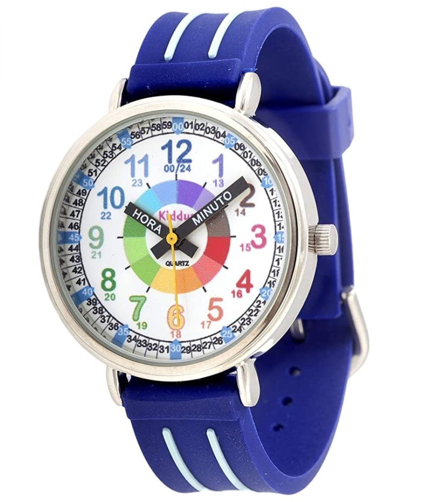 KIDDUS Reloj Educativo para niño