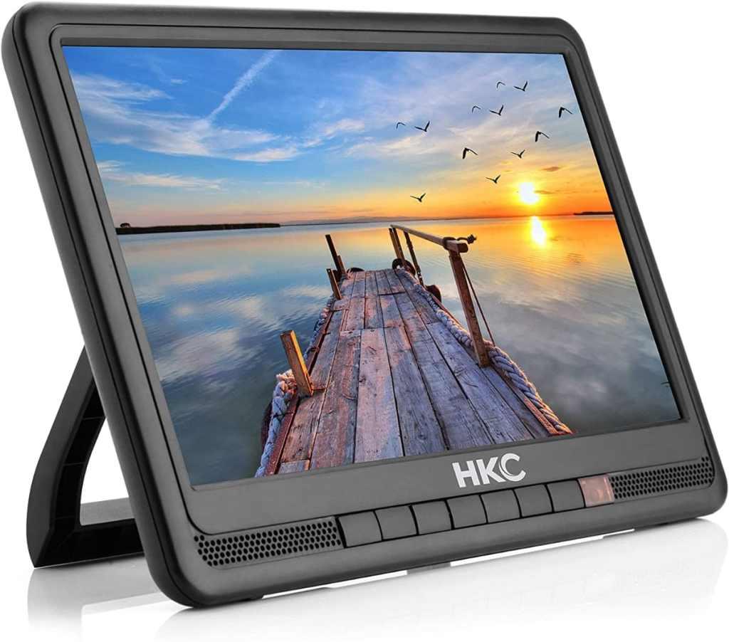 """HKC P10H6 Mini TV portátil de 10"""""""