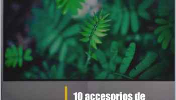 10 accesorios de electrónica totalmente imprescindibles